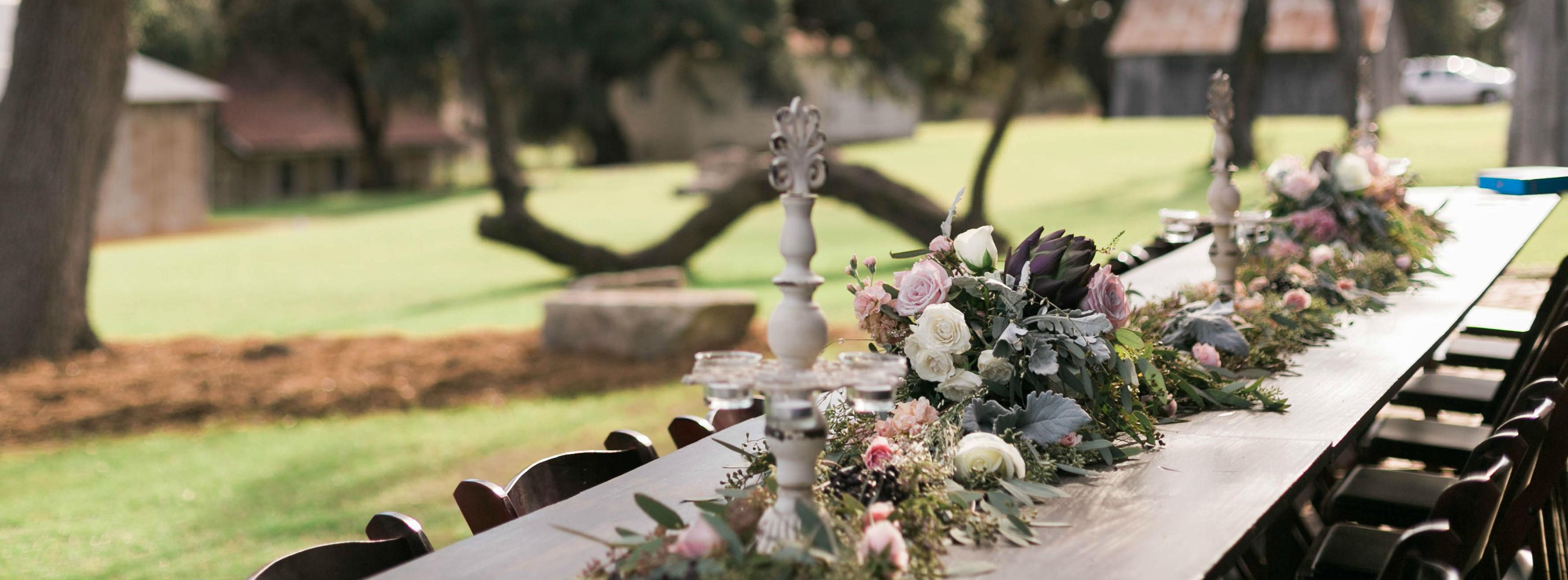 comfort cherokee rose wedding florist wilson's
